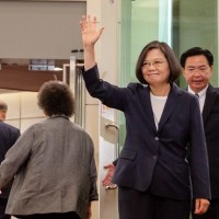 Tsai embarks on Caribbean trip to seek cooperation and space for Taiwan