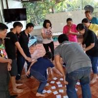 熱血青年師赴泰緬蹲點60天 推動文化維繫助培訓