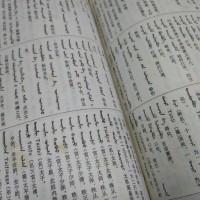 台日學者交流 淺談瀕危語滿文之保存價值