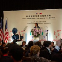 Taiwan president speaks with US House Speaker on phone: official