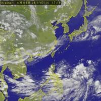 今年第5號颱風丹娜絲 最快15日晚間生成!