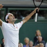 Roger Federer takes on Novak Djokovic in Wimbledon final