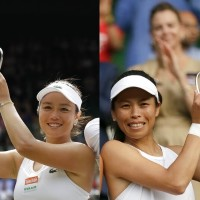 Taiwan dominates at Wimbledon with 2 doubles title wins