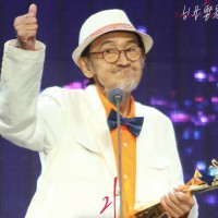 Best Actor goes to Xiao Hu-dou at Taipei Film Awards