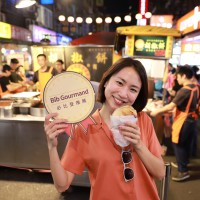 Thai online celebrity travels to Taipei to promote tourism