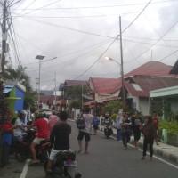 印尼馬魯口省規模7.3淺層地震 2人死 百間房倒塌