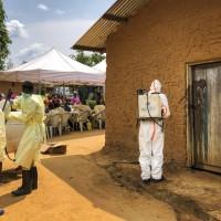 非洲剛果城市傳首例伊波拉病例 當局稱疫情已控制