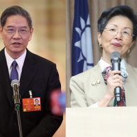 Taiwan's Straits Exchange Foundation chair rebukes chief of China's cross-strait association