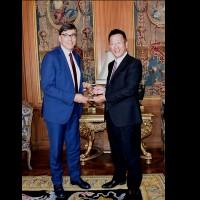 Taiwan, France ink fintech agreement