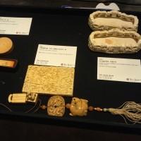 野生動物稽查全國大執法 查獲象牙產製品及獸鋏