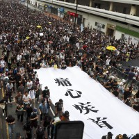 Hong Kong protesters among TIME's 25 most influential people on internet