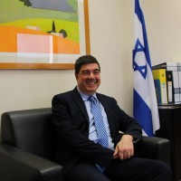 Taiwan News interviews outgoing Israeli envoy