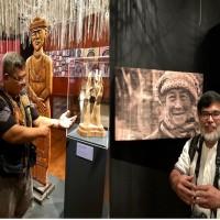 象徵族群觀念縮影    台灣原民刺紋文化赴泰展出博滿堂彩