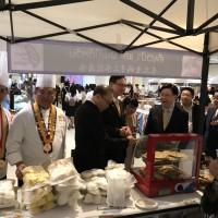 僑委會攜駐泰處辦美食講座  台灣街頭小吃曼谷飄香