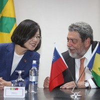 Saint Vincent to establish first embassy in Taiwan