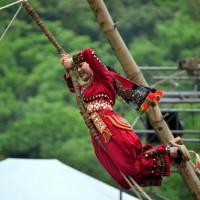 台東魯凱族部落盪鞦韆戀愛文化 獲「智慧財產權」保護