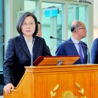 President Tsai returns to Taiwan after visit to US and Caribbean