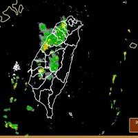 【快訊】22日短時強降雨 北市大安森林公園等多處積水