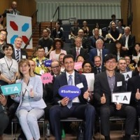 Luxembourg delegation promotes collaboration with Taiwan startups