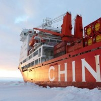 US military prepares to meet China in Arctic Ocean