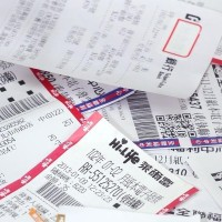 Taiwan receipt lottery numbers for May, June announced
