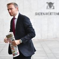 China leaders disrespect German lawmaker after his visit to Hong Kong