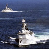 China holds military drills during US official's Taiwan visit