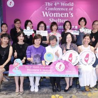 Taiwan to host world conference on women's shelters