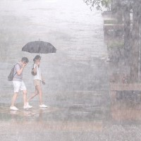 Taiwan expects 15 cities and counties to suffer heavy rain July 27