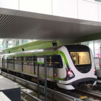 Taichung Metro successfully completes trial run on new Green Line