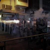 香港抗爭遍地開花 香港眾志羅冠聰呼籲八月大罷工