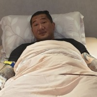 Photos surface of buff Taiwan YouTuber undergoing dialysis