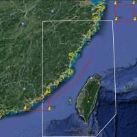 【更新】共軍演習疑越海峽中線?! 專家推估:應有5軍種參演