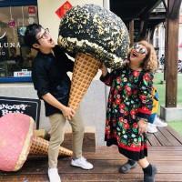 泰國知名旅遊節目來台拍攝  被珍奶+太陽餅聯手征服