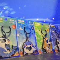 Shark tooth souvenirs a hit at Taiwan aquarium