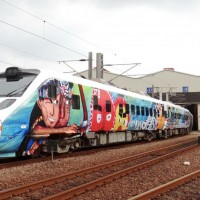 Taiwan Railways launches indigenous culture train