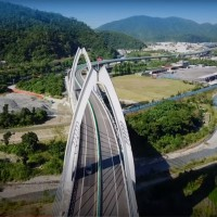 Suhua road project in E Taiwan expected to open January