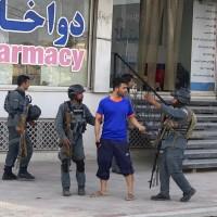阿富汗半年內1300以上平民 死於空襲及恐攻