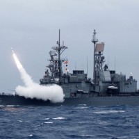 Taiwan fires over 100 missiles during China war drills