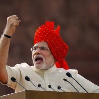 印度總理莫迪帶貝爺勇闖老虎保護區    猜猜這次吃什麼?