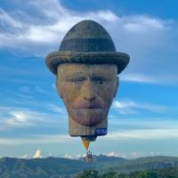 Dutch painter Vincent van Gogh visits Taiwan