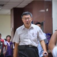 柯文哲傳組台灣民眾黨 蔡壁如:開會通知已給內政部