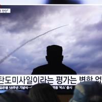 北韓8天內3度試射飛彈 川普:不影響協商