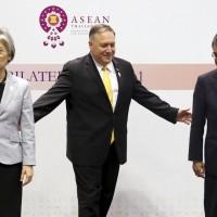 美國務卿「調停」日韓嗎?韓國說有 日本說沒有