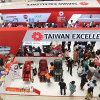 Taiwan presents brands at fair in Vietnamese capital Hanoi