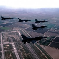Taiwan negotiating with US on new location of F-16 joint training program