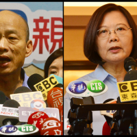 President Tsai responds to Mayor Han's accusation she doesn't love Taiwan