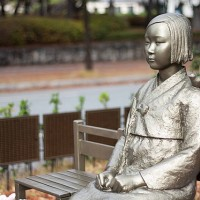 Comfort woman statue removed from Japan exhibition after government pressure