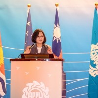 Taiwan president advocates for sustainable Indo-Pacific