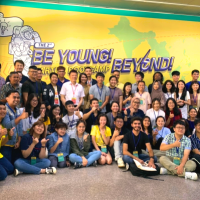 Multinational youth teams compete in Taiwan startup competition